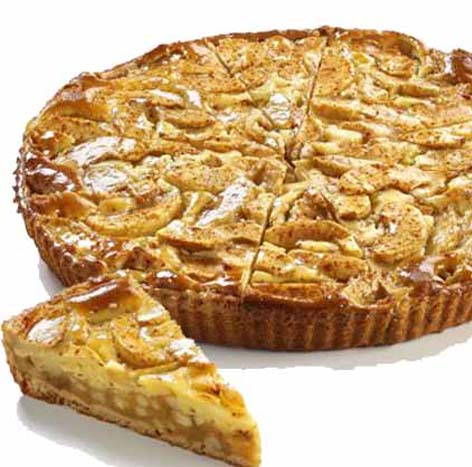 APPLE TART NORMANDE 1900 GR.