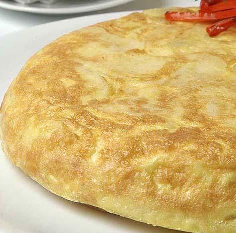 TORTILLA DE PATATAS 800 gr